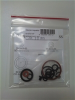 SS1 Repair kit (INCLUDES QD REPAIR KIT), 02-0101-5P, Buy Atomic Aquatics at DIVESEEKERS.com 888-SCUBA-47