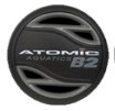 COLOR KIT - B2 (COVER, ADJ. KNOB & EXHAUST DEFLECTOR) GRAY, 02-0301-3P, Buy Atomic Aquatics at DIVESEEKERS.com 888-SCUBA-47