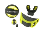 COLOR KIT - B2 (COVER, ADJ. KNOB & EXHAUST DEFLECTOR) YELLOW, 02-0303-3P, Buy Atomic Aquatics at DIVESEEKERS.com 888-SCUBA-47