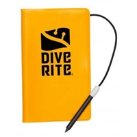 "Dive Rite Notebook - ""Dive Write""  Waterproof AC2062 *Buy Dive Rite at DIVESEEKERS.com 888-SCUBA-47"