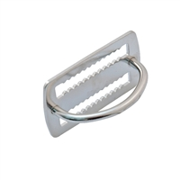 "2"" Webbing keeper with d ring , Buy at DiveSeekers 888-SCUBA-47"