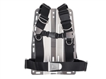 Dive Rite Harness - For Backplate - Deluxe W/Qr BC1080Q *Buy Dive Rite at DIVESEEKERS.com 888-SCUBA-47