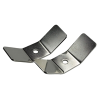 Dive Rite Transpac - Stabilizer Plates For Doubles BC2084 *Buy Dive Rite at DIVESEEKERS.com 888-SCUBA-47