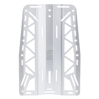 Stainless Steel XT Lite Backplate BC2117 *Buy Dive Rite at DIVESEEKERS.com 888-SCUBA-47