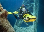 PADI DPV (Scooter) Course  -  *Buy Training at DIVESEEKERS.COM 888-SCUBA-47