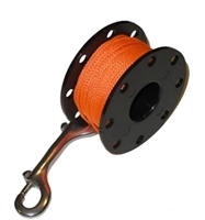 Finger spool 125' #24 Orange Line - RE4920 *Buy Dive Rite at DIVESEEKERS.com 888-SCUBA-47