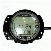 Elastomeric Bungee Ready Mount for Suunto Vyper / Vyper 2 / Vytec / Gekko *Buy DSS at DIVESEEKERS.com 888-SCUBA-47