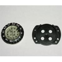 Elastomeric Bungee Ready Mount for Uwatec FS1 Compass *Buy DSS at DIVESEEKERS.com 888-SCUBA-47