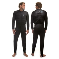 Fourthelement Halo 3D Undersuit, *Buy Fourth Element at DIVESEEKERS.com 888-SCUBA-47