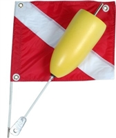 2pc. Dive Flag & Float *Buy Nautical at DIVESEEKERS.com 888-SCUBA-47