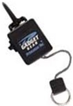 Princeton Tec Locking Retractor -black  GG-108-BK *Buy Princeton Tec at DIVESEEKERS.com 888-SCUBA-47
