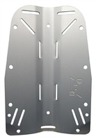 Halcyon Aluminum Hardcoated Backplate 10.020.000  *Buy at DIVESEEKERS.com 888-SCUBA-47