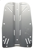 Halcyon Aluminum Hardcoated Backplate Small 10.020.002  *Buy at DIVESEEKERS.com 888-SCUBA-47
