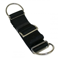 Quick-adjust Crotch strap *Buy at DIVESEEKERS.com 888-SCUBA-47