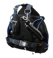 Halcyon Zero Gravity Side-Mount System- 10.114.034  *Buy at DIVESEEKERS.com 888-SCUBA-47