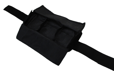 Halcyon Zero Gravity Spine weight pouch  *Buy at DIVESEEKERS.com 888-SCUBA-47