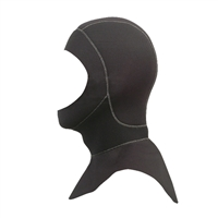 XS Scuba 6mm Standard hood 	 *Buy XS Scuba at DIVESEEKERS.COM 888-SCUBA-47