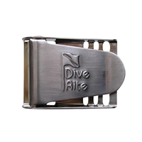Dive Rite Weight Belt Buckle - Stainless Steel HW1036SS *Buy Dive Rite at DIVESEEKERS.com 888-SCUBA-47