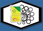 Viton O-ring kit, 10 piece Save-A-Dive kit ISC-RB0868 *BUY Innovative Scuba Concepts at DIVESEEKERS.com 888-SCUBA-47