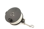 "Light Monkey 800' Primary Reel with #24 Line and 4.625"" SS Clip*Buy Light Monkey at DIVESEEKERS.COM 888-SCUBA-47"