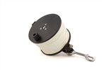 "Light Monkey 1200' Primary Reel with #24 Line and 4.625"" SS Clip*Buy Light Monkey at DIVESEEKERS.COM 888-SCUBA-47"