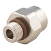 Adapter 1/8 NPT F to 3/8 M NP-VF-ZM *Buy OmniSwivel International from DIVESeekers.com 888-SCUBA-47