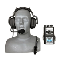 Portable two diver air intercom (4 wire only)(comes w/THB-7A headset with boom mic) , 900104-000 , *Buy Ocean Technology Systems OTS at Diveseekers.com 888-SCUBA-47