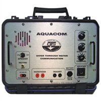 Aquacom SSB 4-channel, surface station. Incl. Hand held mic. & transducer/cable. , 900281-000 , *Buy Ocean Technology Systems OTS at Diveseekers.com 888-SCUBA-47