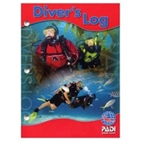 PADI Divers Log Book - 70048 *Buy PADI at DIVESEEKERS.COM 888-SCUBA-47