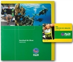 PADI Enriched Air Diver Specialty Manual w/DC Simulator - 70470 *Buy PADI at DIVESEEKERS.COM 888-SCUBA-47