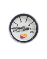 1-Inch Button SPG RG2750 *Buy Dive Rite at DIVESEEKERS.com 888-SCUBA-47