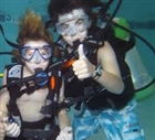 Scuba Birthday Party -  *Buy Training at DIVESEEKERS.COM 888-SCUBA-47