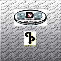 SDS-CH-EV08/B Hose Cover - Black *Buy Silent Diving Systems AP Valves at www.DIVESEEKERS.com 888-SCUBA-47