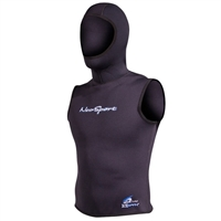 Neosport XSPAN 5/3mm Mens Hooded Vest *Buy Neosport at DIVESEEKERS.COM 888-SCUBA-47