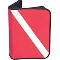 3 Ring Zippered Dive Log Organizer  *Buy Trident at DIVESEEKERS.COM 888-SCUBA-47