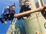 PADI Wreck Diver Course  -  *Buy Training at DIVESEEKERS.COM 888-SCUBA-47