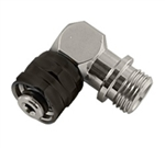 "90º Right Angle ""Underarm"" Low Pressure Adapter XS-AC910 *Buy at DIVESEEKERS.com 888-SCUBA-47"