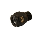 "1/2"" Male x 3/8"" Female Adapter - Buy at DIVESEEKERS.com 888-SCUBA-47"