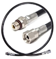 DuoKev High Pressure Hoses *Buy XS SCUBA at DIVESEEKERS.com 888-SCUBA-47