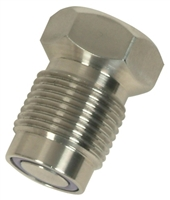 Highland Stainless Steel DIN Plug HL402- Buy at DIVESEEKERS.com 888-SCUBA-47