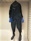 Used Diving Concepts Neoprene Dry Suit, Buy at DIVESEEKERS.com 888-SCUBA-47