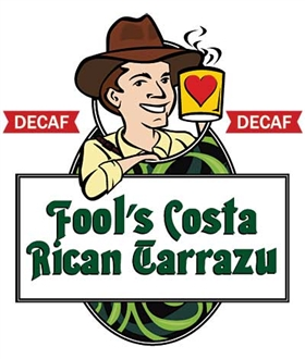 Fool's Decaf Costa Rican Tarrazu / 12oz