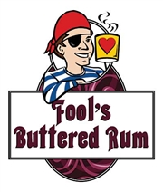Fool's Buttered Rum / 12oz