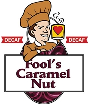 Fool's Decaf Caramel Nut / 12oz