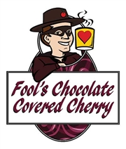 Fool's Chocolate Covered Cherry / 12oz