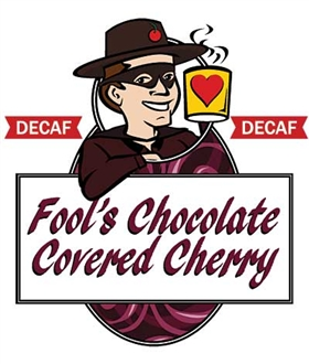 Fool's Decaf Chocolate Covered Cherry / 12oz