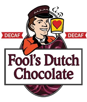 Fool's Decaf Dutch Chocolate / 12oz