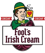 Fool's Decaf Irish Cream / 12oz
