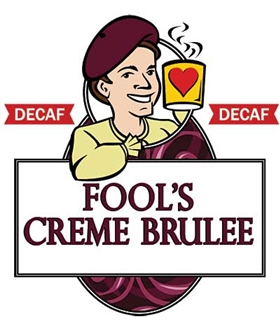 Fool's Decaf Creme Brulee / 12oz