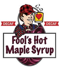 Fool's Decaf Hot Maple Syrup